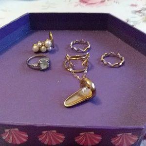 Jewelry - 🌟Ring Bundle🌟